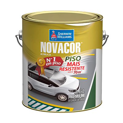 NovaCorPiso